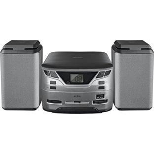 Alba CD Micro System - Silver. £12.49 @ Argos