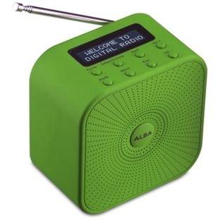 Alba Mono DAB Radio - Green £11.99 @ Argos