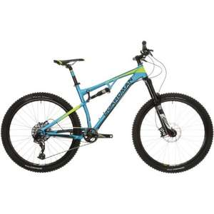 "Boardman Mountain Bike Pro Full Suspension 27.5"" £1349.00 @ halfords"