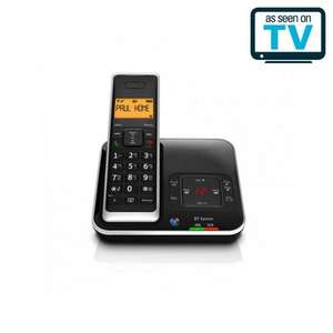 BT Xenon 1500 Cordless Telephone with Answering Machine – £19.99 @ robertdyas