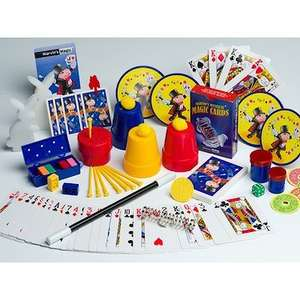 Marvin's Amazing Magic Tricks Set (175 tricks) half price now £5.97 C+C @ Asda George