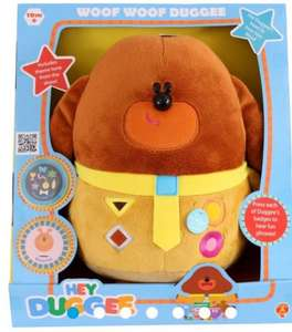 Hey Duggee Talking toy £10 in Smyths in store