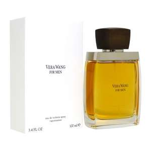 Vera Wang Eau de Toilette for Men - 100 ml - £22.19 (£42.81 OFF) - good reviews Sold by PerfumeShopping and Fulfilled by Amazon.