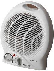 Fan heater 2000w £6 @ Asda free C&C / Instore