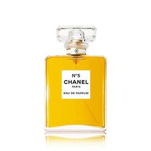 CHANEL No 5 Eau de Parfum from £44.10 @ Debenhams free c&c