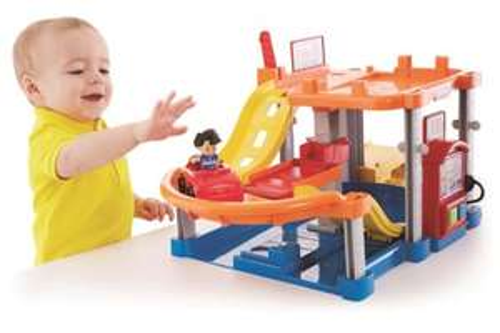 Fisher-Price Little People Rollin Ramps Garage £10.76 del Prime / £15.51 Non Prime @ Amazon