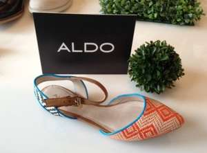 ALDO instore offer: spend £75 on a gift card and get £25 Gift Card free.