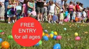 Silverstone Easter Sunday Fun Day 27 Mar - FREE ENTRY FOR THE WHOLE FAMILY!