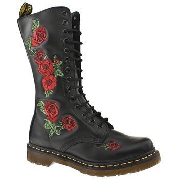 Womens Dr Martens  emb roses bt boots £84.99 @ Schuh
