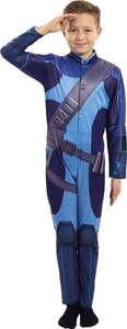 Thunderbirds International Rescue Role Play Uniform £3.53 (add on item / £20 spend) @ Amazon
