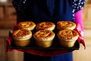 Free Higgidy Pies after initial purchase @ Tesco