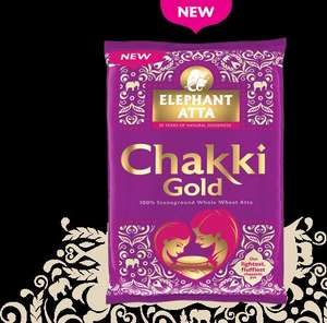 Elephant Atta Chakki Gold flour 5Kg - £5 @ Co-op (larger stores)