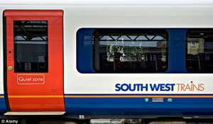 bump-up your south western train journey - upgrade to 1st class for pregnant men and women