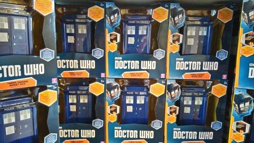 12th Doctor Tardis Money Box - Doctor Who B&M