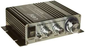 LEPY 2020A Amplifier £16.98 (prime) £20.97 at Amazon