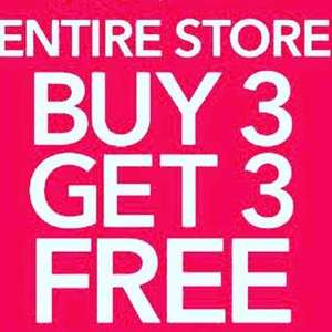 Claire's Accessories - Buy 3 Get 3 Free
