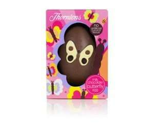 Thorntons Easter Egg £1.50 each from One Stop convenience shop