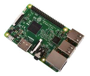 Raspberry Pi 3 £30 @ The Pi Hut