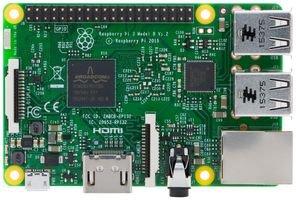 Raspberry Pi 3 £31.66 @ cpc