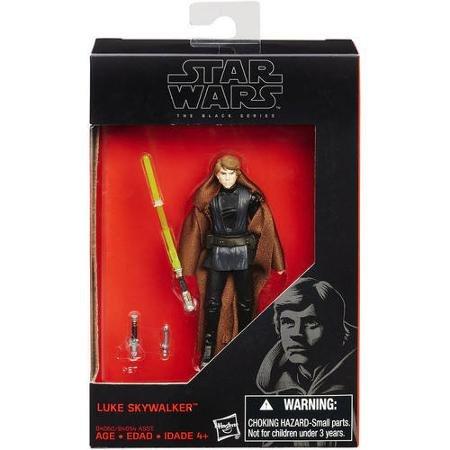 Star Wars Black Series 3.75'' Figures [Luke Skywalker, Chewbacca, Darth Vader, Kylo Ren, Rey] £2.99 Instore @ Asda