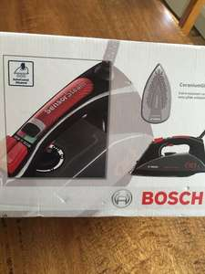 Bosch sensor  steam iron TDS1220GB @ sainsburys was £100.00 then down to £70.00 now £30.00