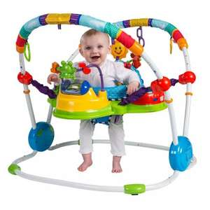 Baby Einstein™ Neighbourhood Friends Activity Jumper was £89.99 now £59.99 (with code) del @ Smyths Toys (Jumperoo £69.99)