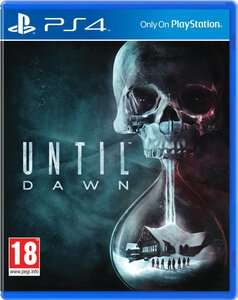 Until Dawn (PS4) £17.99 Delivered @ Zavvi