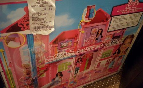 Barbie malibu house instore @ Asda (Slough)