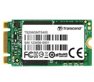 256GB Transcend 42mm M.2 NGFF 6G SSD 42mm Length £73.20 @ Kustom PCs