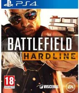 Battlefield Hardline - PS4 and Xbox One - £16 at Tesco Direct