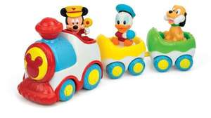 Disney Baby Mickey and Friends Musical Train £4.80 (Add on item / £20 Spend) @ Amazon