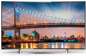 Hisense 65 inch Smart Curved Ultra HD 4K LED TV with 2 years warranty now £940.26 delivered @ Amazon