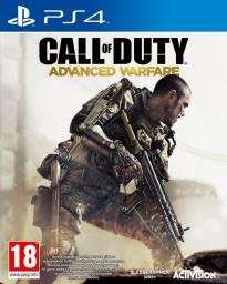 (PS4) Call of Duty Advanced Warfare preowned £7.99 @ Grainger Games