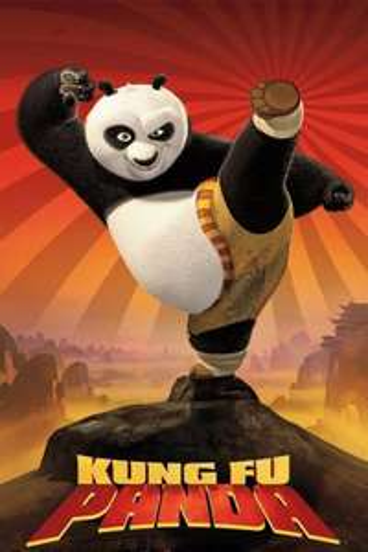 FREE Kung fu panda DVD off Sky Store