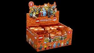 Lego minifigures series 15 at £2.49 each - 4 for the price of 3 at WHSmith