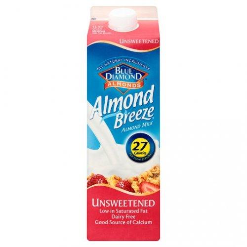 FREE 1L Almond Breeze Milk @ Tesco!