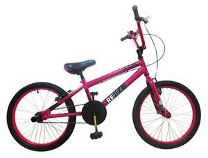 Reflex Kids' Phantom BMX Bike £32.97  delivered at Amazon