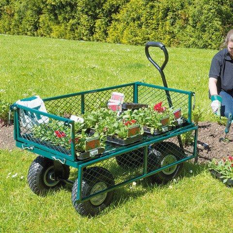 Robert Dyas: Draper Garden Cart £39.99 at Robert Dyas