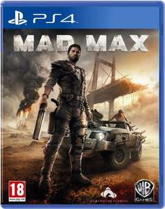 Mad Max PS4/Xbox One £17.99 Delivered @ Base