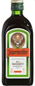 Jagermeister 350ml £9.00 @ ASDA reduced from £11.00 instore and online