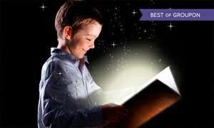 Children's story writing course - £9.44 with code @ Groupon