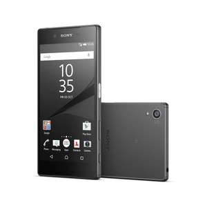 "Sony XPERIA Z5 Black (not compact) 3GB 5.2"" £379.99 delivered @ Fonics via ebay"