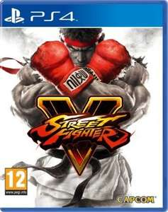 Street Fighter V PS4 £29.85 @ Shopto