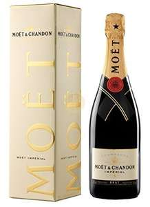Moet and Chandon Imperial Brut Champagne Gift Boxed 75 cl - £23.00 Delivered @ Amazon