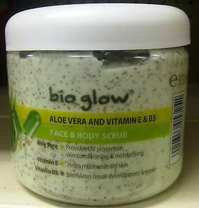 Bio Glow face & body scrub 300ml £1 usually £6ish @ Poundworld