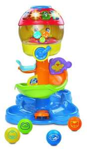 VTech Baby Pop and Roll Ball Tower £8 (Prime) £12.75 (Non-Prime) @ Amazon