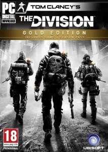 Tom Clancy's The Division Gold Edition £49.87 @ GamesPlanet