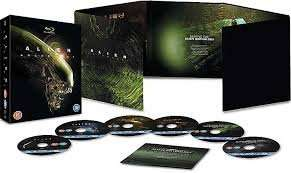 Alien Anthology Blu-Ray £11.99 @ That's Entertainment Huddersfield
