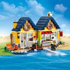 Lego Creator Beach Hut £16.00 Prime / £20.75 Non Prime @ Amazon