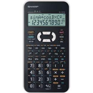 Sharp Scientific Calculator - Argos - £2.29.